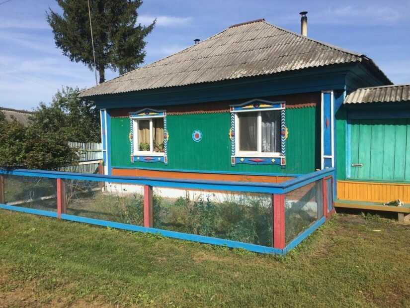 переезд в деревенский дом