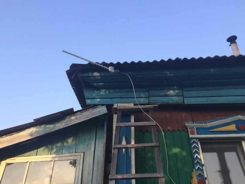 внешняя 3G антенна рэмо connect street