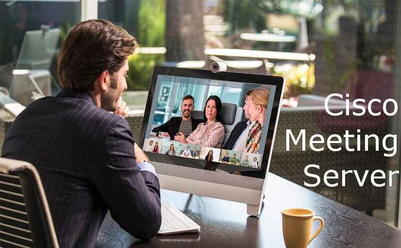Cisco Meeting Server установка и настройка
