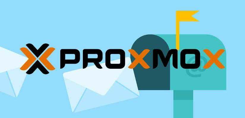 Proxmox Mail Gateway установка