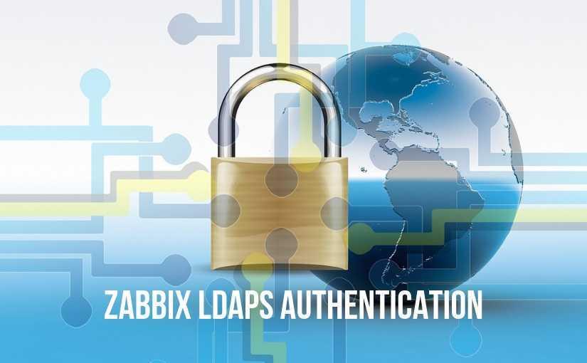 Авторизация Zabbix LDAP Active Directory